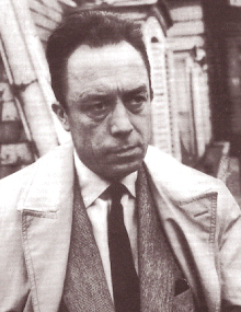 the world in the eyes of albert camus Albert camus presented a challenge to choose a human definition opposing violence and embracing peace, to stand against the world.